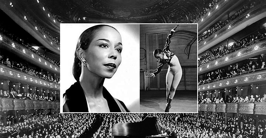 Janet Collins, first African American ballerina to dance at NYC's Metropolitan Opera House