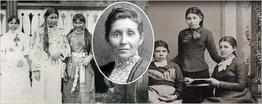Susan La Flesche Picotte was the first first native American female doctor