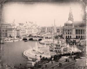 Chicago Columbian Exposition World's Fair