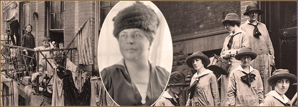 Lillian Wald — Mother of Public Health Nursing