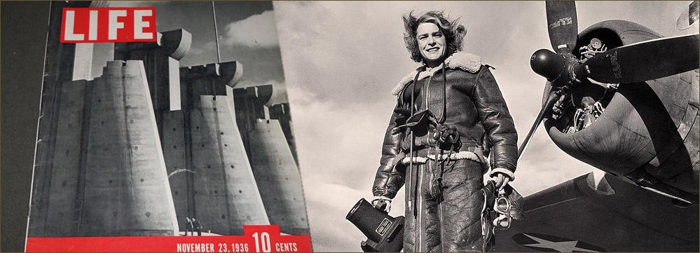 Margaret Bourke-White, Trailblazing American Photojournalist